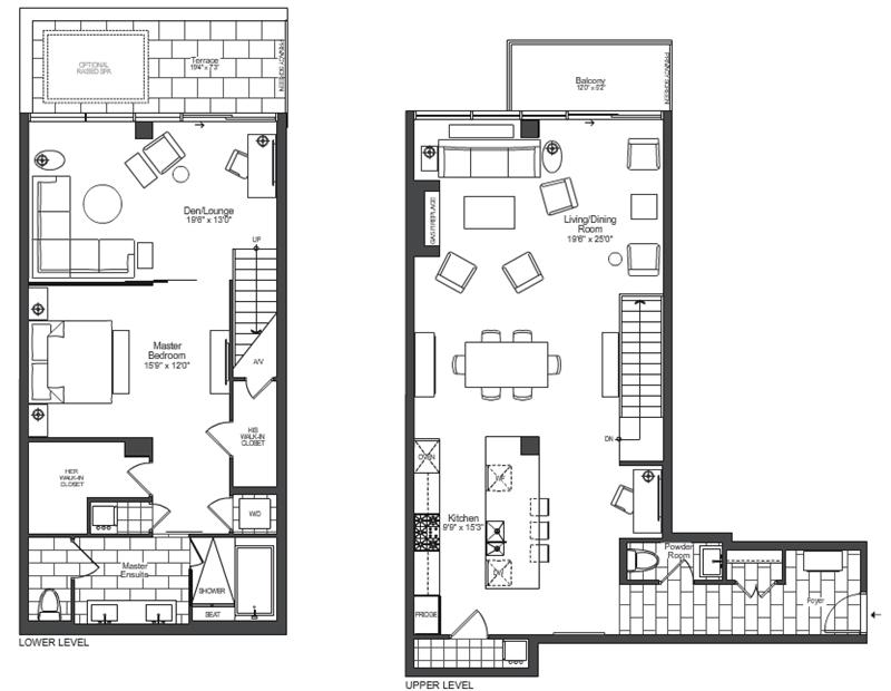 36hazelton floorplan 03 d 1 1 1835sqft 36hazelton at 36 for 133 hazelton floor plans