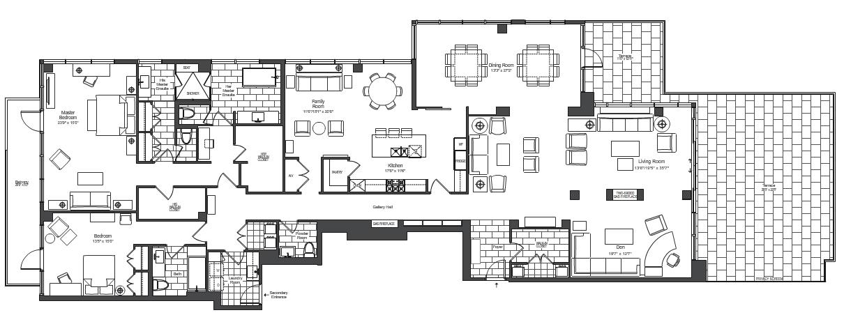 36hazelton floorplan 05 a 2 1 3736sqft 36hazelton at 36 for 133 hazelton floor plans